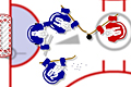 [対戦アイスホッケーゲーム]Best Hockey Game