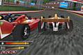 [コースを周回する3Dカーレーシングゲーム]Raceway 500