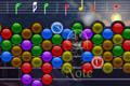 [音階バブルを消していくパズルボブル的パズルゲーム]Goth BubbleJam