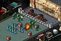 [敵の攻撃から基地を死守する防衛ゲーム]Droids at the Gates