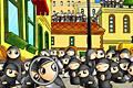 [シスターの中から忍者を捜し出すウォーリーを捜せ的ゲーム]Ninja Or Nun 2