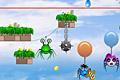 [水滴で蝶々さんたちを助け出す物理パズルゲーム]DooBoo Spidrix