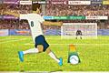 [敵をかわしシュートを決めるサッカーゲーム]Soccer Pro