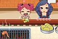 [お客様にバーベキューを提供する労働ゲーム]Hot BBQ Party