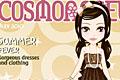 [雑誌表紙モデルの着せ替えゲーム]Cover Model Dress Up: July