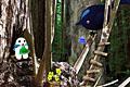 [帽子を取り戻しにいくポイントクリックゲーム]The Blue Beanie