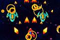 [武器を切替えながら進む縦スクロールシューティングゲーム]Galaxy Gunner