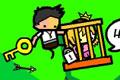 [カギを集めてお姫様を助け出すアクションゲーム]Vertical Drop Heroes