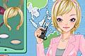 [お天気お姉さんのメイクアップゲーム]Weather Girl Make Up