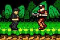 [魂斗羅風なレトロ格闘アクションゲーム]The Expendables 8-bit Game