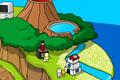 [パネルを順番にクリックしていって島を成長させるグローゲーム]GROW アイランド