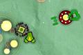 [湧き出る敵をやっつけまくるシューティングゲーム]Intergalactic Rumble