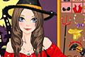 [ハロウィンお姉さんのメイクアップ着せ替えゲーム]Halloween Make Up Game