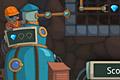 [マジックハンドで同じ種類の宝石を連続で取っていく脳トレパズルゲーム]Mr.Bob Gem Collector