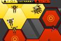 [虫型ロボットを操作し陣地を広げていく陣取りゲーム]Adapt or Die