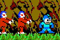 [ロックマンin魔界村]Megaman vs Ghosts 'n Goblins