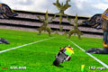 [サッカー場でバイクレース]TurboFootball HeavyMetal Spirit