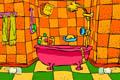 [密室バスルームからの脱出ゲーム]The Great Bathroom Escape