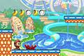 [バナナをゲットしていくサルのアクションゲーム]Jumping Bananas 2