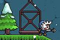 [ワイヤーで雪山を登っていくアクションゲーム]Frost Bite 2