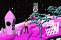 [毒ガスマスク男のポイントクリックアドベンチャーゲーム]東京無限大帝國