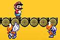 [マリオが活躍するマリオなゲーム]Super Mario World Flash 2