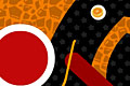 [壁にぶつからないように移動するイライラ系パズルゲーム]The Line Game Orange Edition