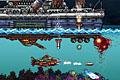 [潜水艦の横スクロールシューティングゲーム]Deep Sea Patrol