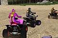 [四輪バギーで悪路を疾走するレーシングゲーム]Colacao Racing Quads