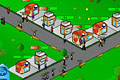 [ストリートにお店を建設し売り上げを上げるシミュレーションゲーム]Shopping City
