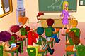 [先生にイタズラして授業を終わらせちゃうイタズラゲーム]Funny Classroom 3