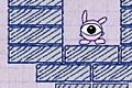 [時限爆弾型の大砲弾を飛ばしてモンスターを倒す物理パズルゲーム]Paper Cannon
