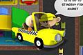 [お客さんを目的地まで届けるタクシーゲーム]Sim Taxi 2