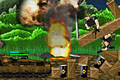 [砲撃で敵部隊をやっつける吹っ飛ばしパズルゲーム]Ultimate Cannon Strike
