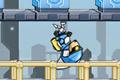 [重力を操り追っ手から逃げまくるワンクリックアクションゲーム]Gravity Guy