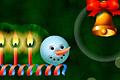[クリスマスキャンドルの炎を消していくアクションパズルゲーム]Christmas Skill Shot