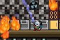 [消火ロボットで火事を鎮火させるアクションゲーム]Inferno Meltdown
