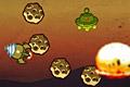[地球に落下するいん石を破壊するアクションゲーム]Meteor Wars