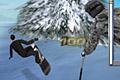 [ハイテクツールを使って雪山をスノボで滑り抜けるアクションゲーム]Agent Freeride