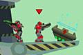 [仲間と共にミッションをこなしていくアクションゲーム]Armor Mayhem