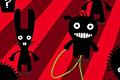 [ウサギをマウスでグリっと囲んで確保するアクションゲーム]StupidRabbit