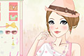 [パステルカラー好きのお姉さんのメイクアップゲーム]Pastel Palette Make Up