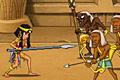 [エジプトお姫様の格闘アクションゲーム]Egyptian Tale
