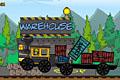 [石炭を列車に積み込み運ぶアクションゲーム]Coal Express