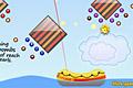 [太陽ボールを落下させる物理パズルゲーム]Sundrops