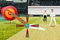[ターゲットを狙いボールを打ち返すクリケットゲーム]World Cricket 2011