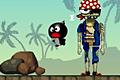 [ゾンビ骸骨を爆破させる爆弾小僧のアクションパズルゲーム]Mad Bombs