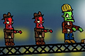 [ゾンビのレミングス的アクションパズルゲーム]Zombie Task Force