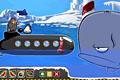 [コースつくりシロクマをペンギンのところまで誘導させるゲーム]Polar PWND