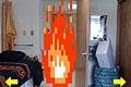 [火事部屋をどうにかする実写版脱出ゲーム]Pyroscape 2